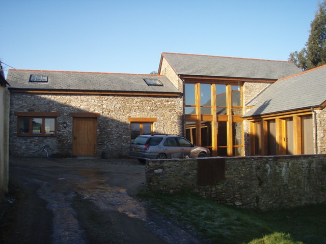 Chircombe Barn Conversion